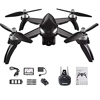 PYXZQW Drone UAV Live Video GPS Smart Return Four-Axis Aircraft with 5g 1080p Hd WiFi Camera I Highly Maintain Headless Mode to Track Flight Interest Point Flight
