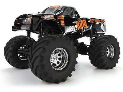 HPI Racing 106173 Wheely King 2.4 GHz 4 x 4 RTR Vehicle, 1/