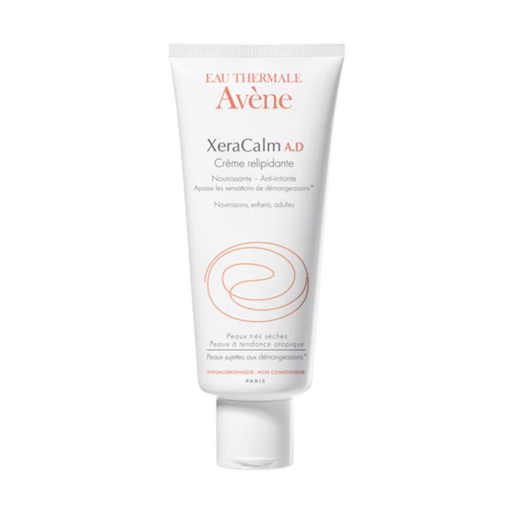 Eau Thermale Avene XeraCalm A.D Lipid-Replenishing Cream, Atopic Dermatitis, Eczema-Prone, No Preservatives, Fragrance-Free