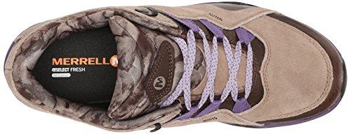 donna Brown 37 Fluorecein Chocolate marrone Sneaker Merrell FEx0Xn