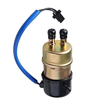 """5/16"""" 8mm 12v 60LPH Fuel Pump Replaces Filter For Yamaha Virago 535 XV535 1987-2003 1999 2000 2001 2002: Automotive"""