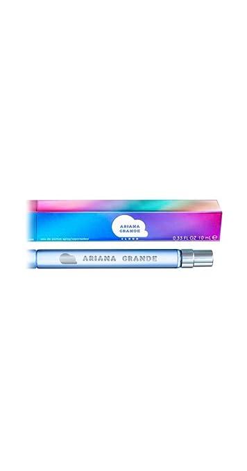 Amazoncom Ariana Grande Cloud Eau De Parfum Purse Spray 033 Oz