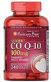 CoQ10 100mg, Supports Heart Health,240 Rapid