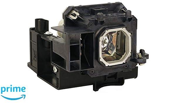 Supermait NP15LP 60003121 Bulbo Lámpara de repuesto para proyector ...