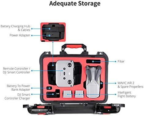 Pgytech Koffer Wasserdicht Für Mavic Air 2 Kamera