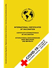 INTERNATIONAL CERTIFICATES OF VACCINATION: Reference to vaccination against COVID-19 on cover