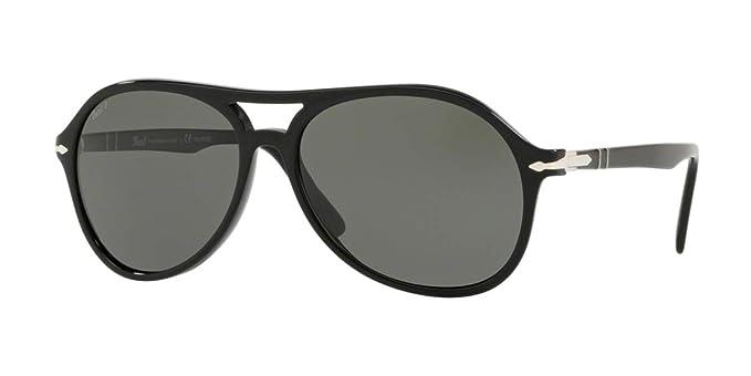 Persol 0PO3194S Gafas de sol, Aviador, Polarizadas, 58 ...