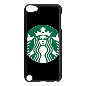 iPod Touch 5 Case Black Starbucks 4 hax