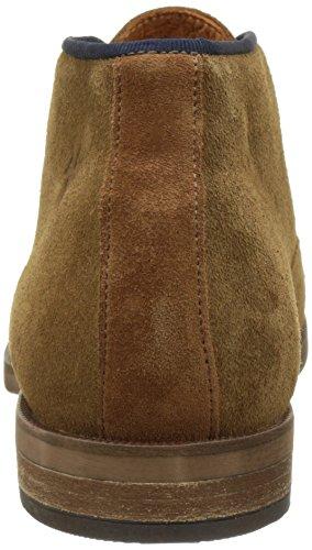 Herren Kost Brown Bissole Desert Boots 1b Taupe 685wq81xA