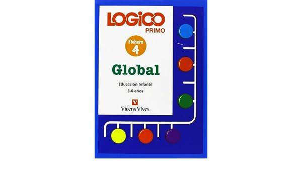LOGICO PRIMO GLOBAL 4: Varios: 9788431642549: Amazon.com: Books