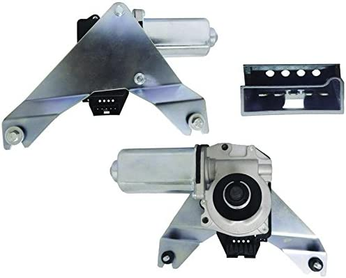Rareelectrical NEW WIPER MOTOR COMPATIBLE WITH CHEVROLET TAHOE AVALANCH 1500 2500 2003 40-1046 851046GM