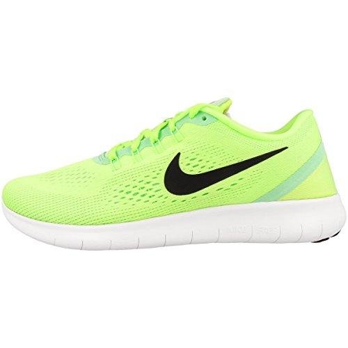 Nike Damer Fri Rn Løbesko Grøn (spøgelse Grn / Blk-frisk Mnt-off Wht) d3A1RVZ