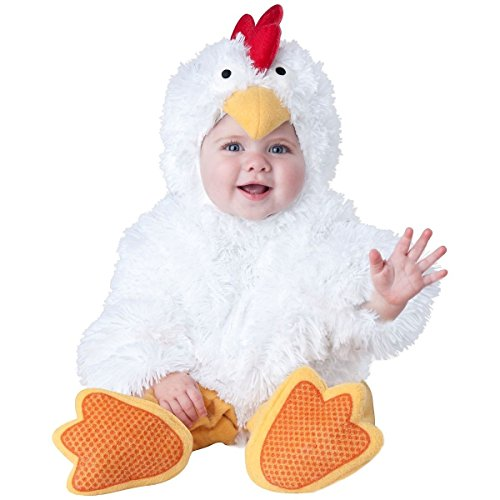 Cluckin Cutie Costume - Infant Small ()