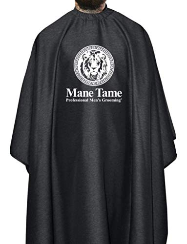 Mane Tame Barber Cape - Barber Strong Edition by Mane Tame Professional Men's Grooming
