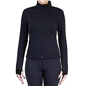 Figure Skating Polar Fleece Fitted Jackets by Polartec J1010
