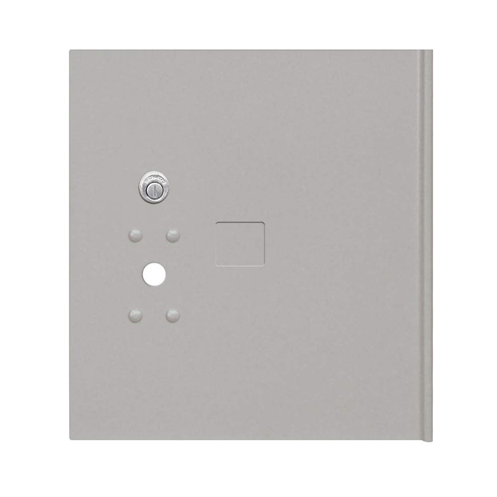 Salsbury Industries 3354GRY Replacement Parcel Locker Door and Tenant Lock for Cluster Box Unit Large Parcel Locker with Keys, Gray by Salsbury Industries
