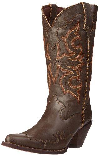 - Durango Women's RD5512 Boot,Saddle Tan,7.5 M US