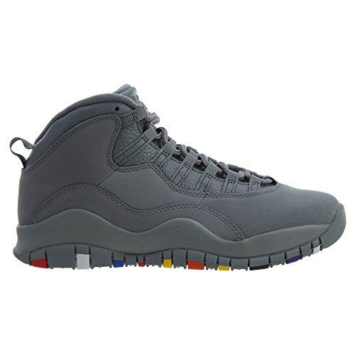 brand new 3cabb 38ca2 NIKE-Air-Jordan-10-Retro-Mens-Shoes-Cool-