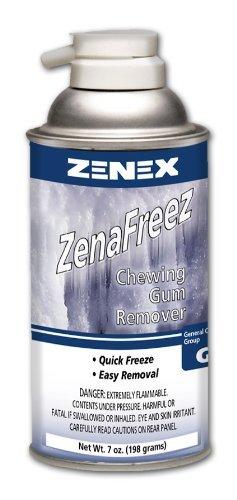 (Zenex ZenaFreez Chewing Gum Remover - 6)
