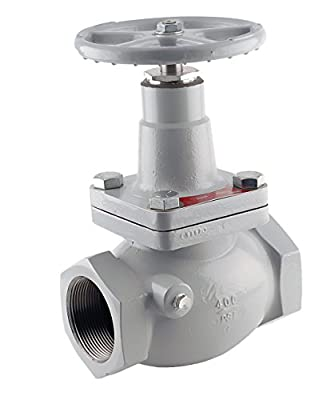 """Emerson-Fisher LP-Gas Equipment, N310-24, 3"""" NPT Globe Valve, Ductile Iron, 400 PSIG Max Pressure, UL Listed by Emerson Regulator Technologies, Inc."""
