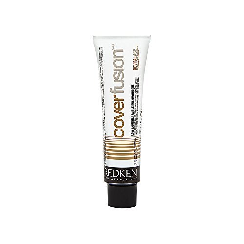 Redken Covor Fusion Low Ammonia 100% Coverage Color Cream 5NCr Natural/Copper/Red ()