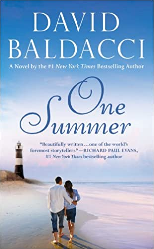 David Baldacci - One Summer Audiobook