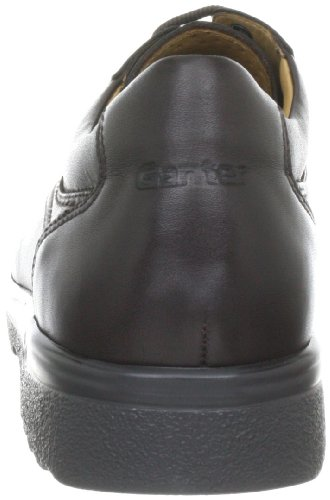 Ganter Eric 4-256001, Scarpe stringate basse casual uomo Marrone (Braun (Espresso 2000))