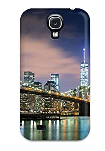 Protection Case For Galaxy S4 / Case Cover For Galaxy(new York)