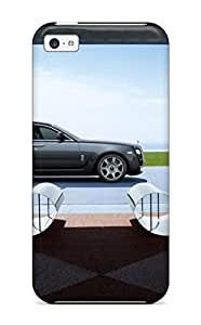Theodore J. Smith's Shop Best New Premium Case Cover For Iphone 5c/ Rolls Royce Ghost 37 Protective Case Cover