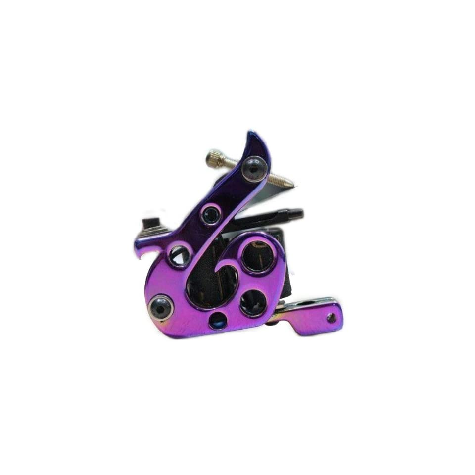 Handmade Cast Iron Tattoo Machine Gun Liner Shader e010519 Beauty