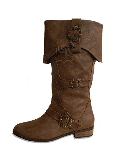 Schuhe brown CP 3 Boots brown Women's zx66Yvwq