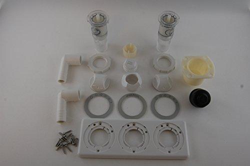 G107940 Jacuzzi 3 Position Control Panel Kit