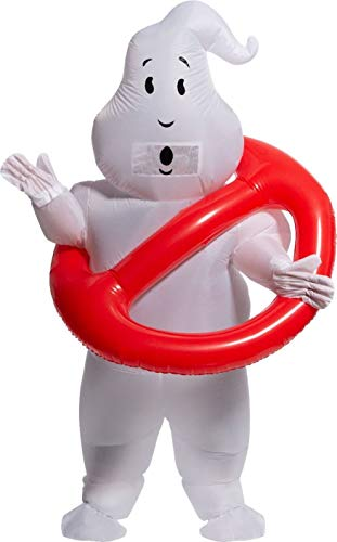 Rubie's Unisex Ghostbusters Adult No Ghosts Inflatable