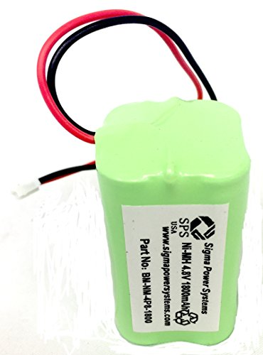 SPS Brand 4.8 V 1800 mAh Replacement Battery for Summer Infa