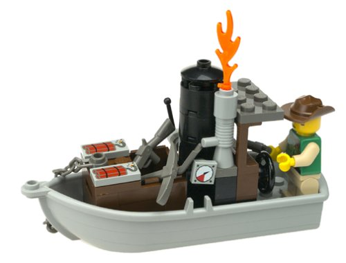 Amazon Lego Orient Expedition 7410 Jungle River Toys Games