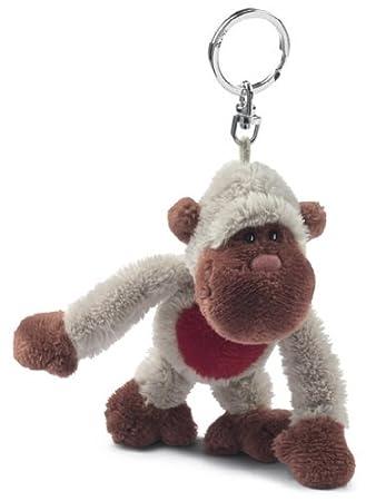 Nici 29611 - Mona Monkey haba llaveros bolsa 10 cm: Amazon ...