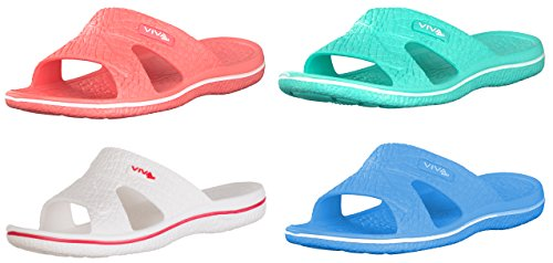 Turquoise EU de turquoise Chaussures bain 39 femme plage de pour ou fnxq70xa
