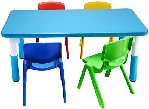 CTC Juego de mesa y silla para niños, sala infantil, sala de ...