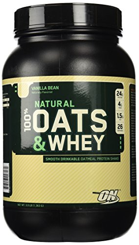 Optimum Nutrition Natural Oatmeal Protein