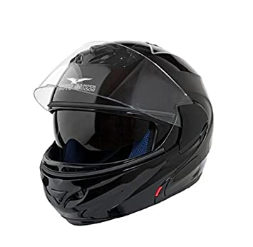 Amazon.es: b064217 Casco Modular Moto Guzzi con Bluetooth Talla XL 61/62 Suomy