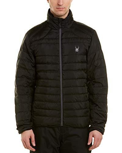 Spyder Mens Prymo Jacket, XL, Black