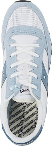 Saucony SY-Jazz Original Vintage Light Blue SY59165 Damen Sneakers (Light Blue)