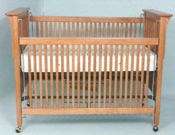 93 Crib Designs Plans