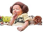 Star War Handmade Crochet Hat Beanie Princess Leia Stormtrooper Chewbacca Boba Fett BB-8 BB8