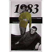 50 Jahre Popmusik - 1983. Buch und CD. Ein Jahr und seine 20 besten Songs