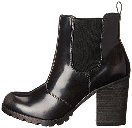 887865345343 - Madden Girl Women's Anarchhy Boot, Black/Grey, 6.5 M US carousel main 4