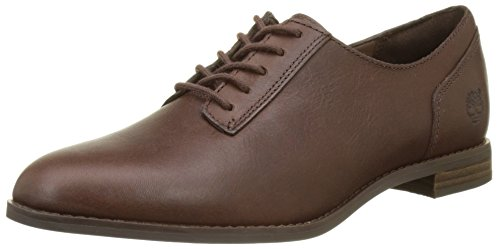 Timberland Preble Oxpotting Soil Forty, Oxford para Mujer Marrón (Potting Soil Forty)