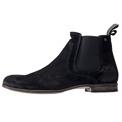 Suede chelsea Sneaky Black Cumberland Stivali Uomo Sneaky Suede Black Steve Stivali chelsea Steve Sneaky Uomo Cumberland wIIqxrSf