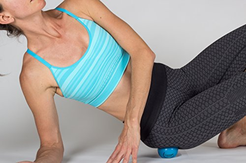Deep Tissue Massage Ball Set For Myofascial Release Yoga And