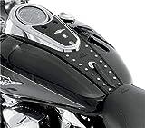 Mustang Motorcycle Seats Studded Tank Bib